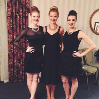 The Willows: Acapella trio