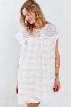 Little White Lies Pearl Dress - Urban Outfitters $125
