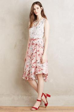 Levu Swing Dress - Anthropologie $178
