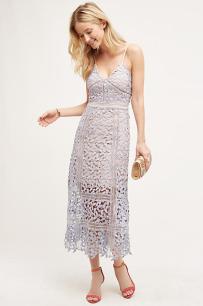 Celane Lace Dress - Anthropologie $268
