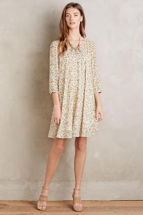Lizzie Swing Dress - Anthropologie $168