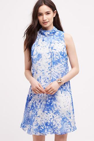 Colette Swing Dress - Anthropologie $158