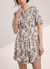 Wilfred Sonore Dress - Aritzia $195