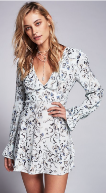Smooth Operator Waisted Tunic - Free People $108